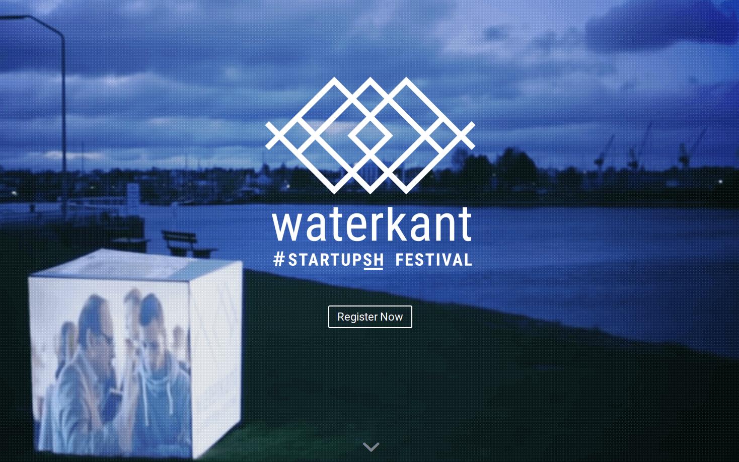 Waterkant - #StartupSH Festival