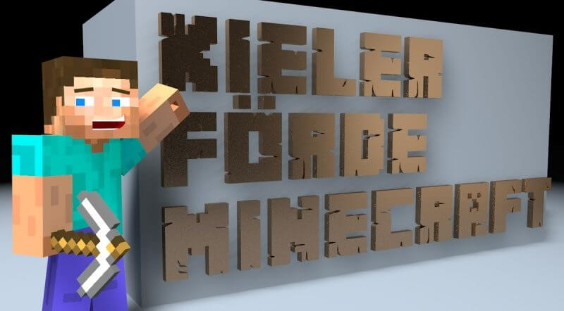 1. Kieler Förde Minecraft Camp