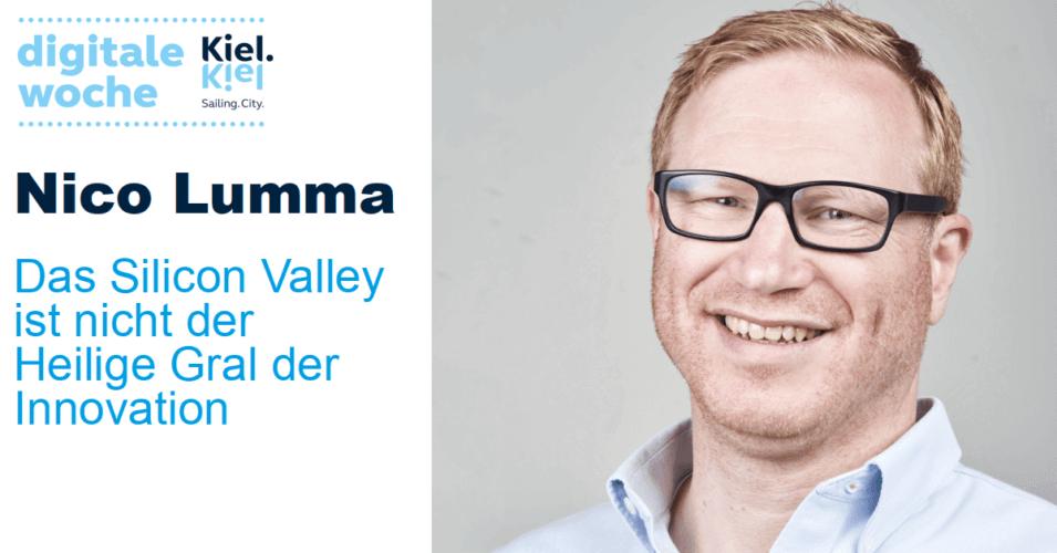 Digitale Woche Spezial: Nico Lumma
